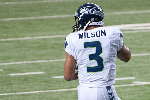 Russell Wilson, photo credit:  Football Schedule